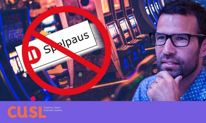 Varför spela på casinon utan Spelpaus?