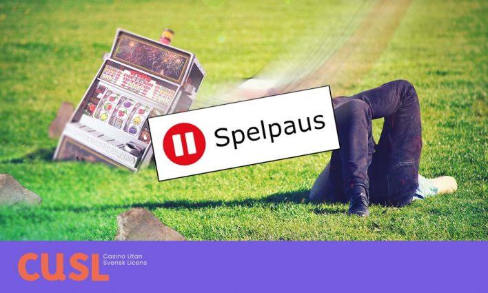 Så här fungerar Spelpaus